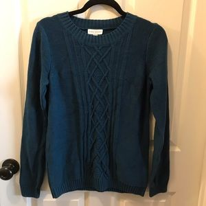 NWOT Susan Graver Sweater XS